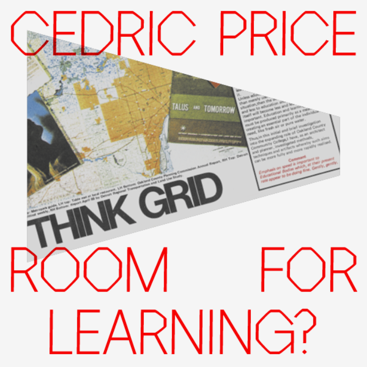 190926 Cedric Price Learning email final