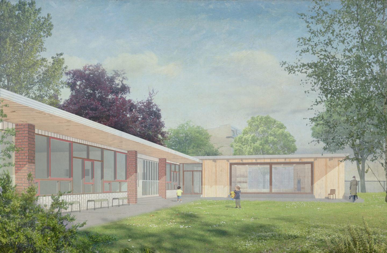 Schools in a Park